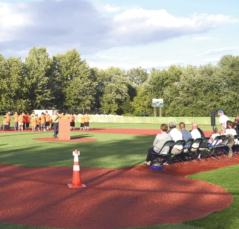 Purnell Wrigley Field