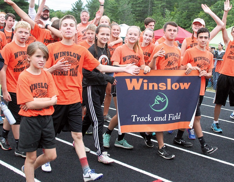 Waterville and Winslow Youth Summer Track & Field