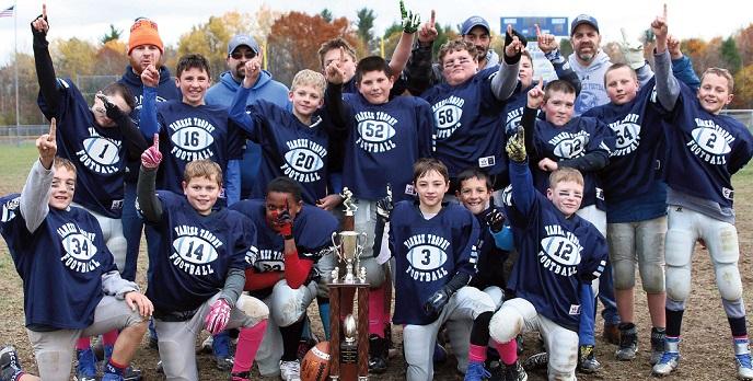 Yankee Trophy-sponsored team