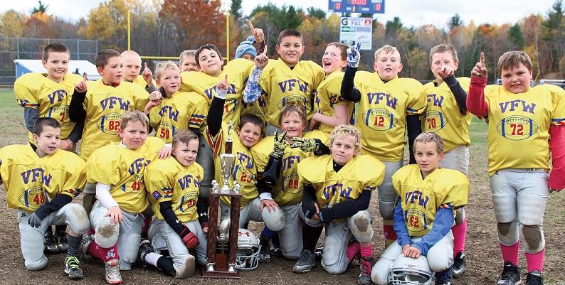 PAL Junior League champions