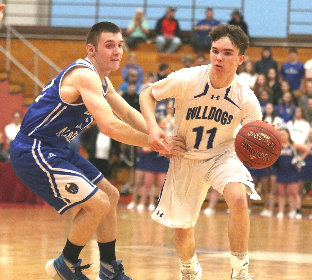 Erskine, Lawrence in 2019 tournament action | The Town Line Newspaper