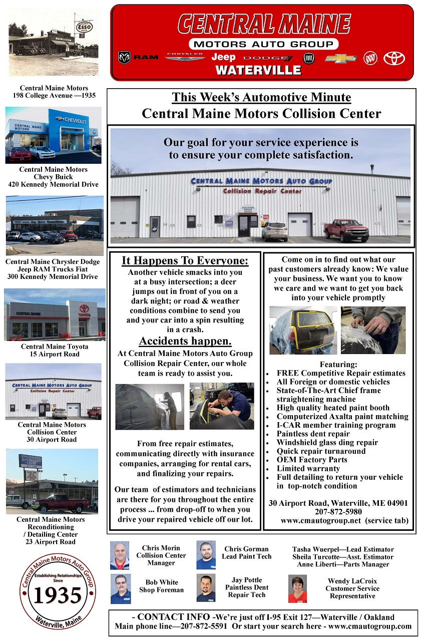 Central Maine Motors