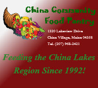 China Food Pantry
