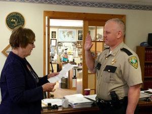 Ryan Reardon sworn in