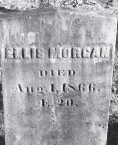 Ellis Morgan Freed Man