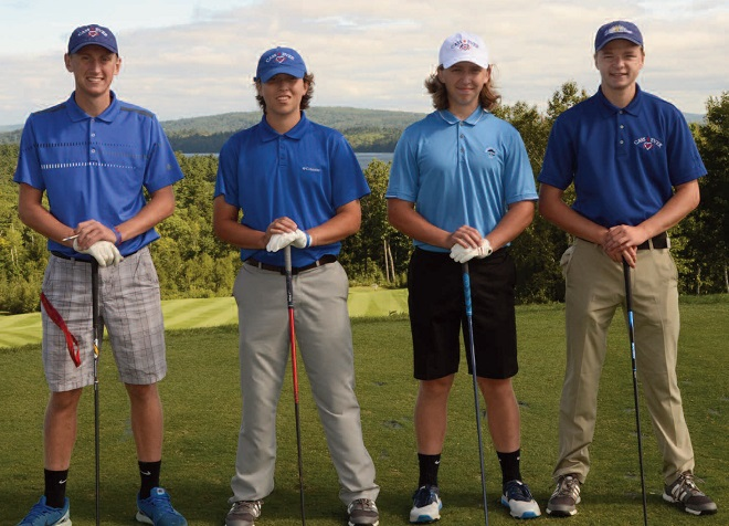 Messalonskee High School Big Brothers Team
