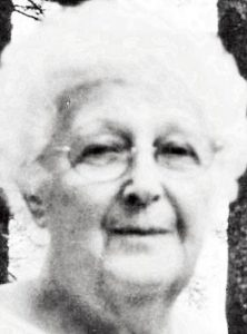 THERESE F. SMALL