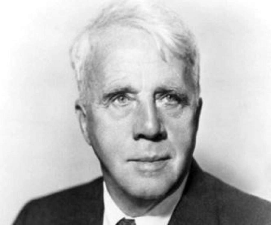 Robert Frost painting
