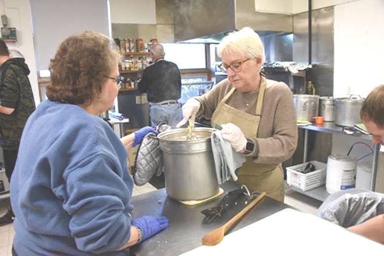 St. Anthony Soup Kitchen continues to creatively serve ...